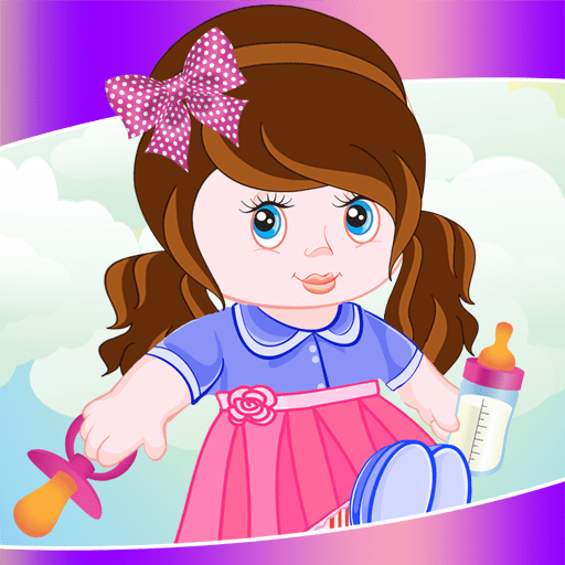 Baby Doll Dress Up Games