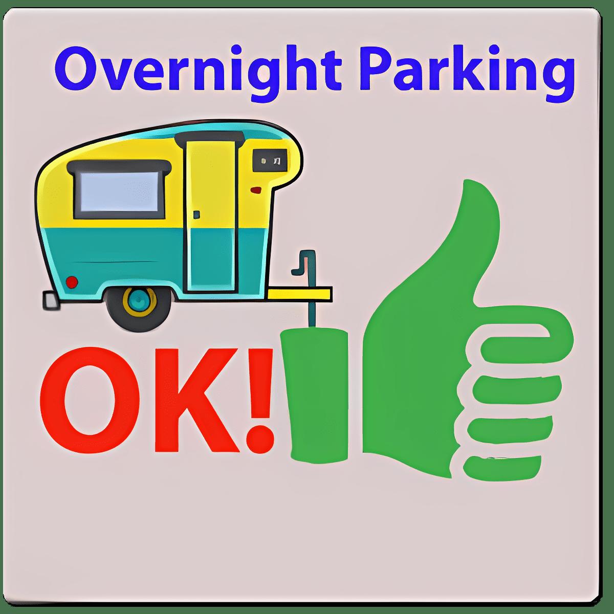 OverNight Parking Finder