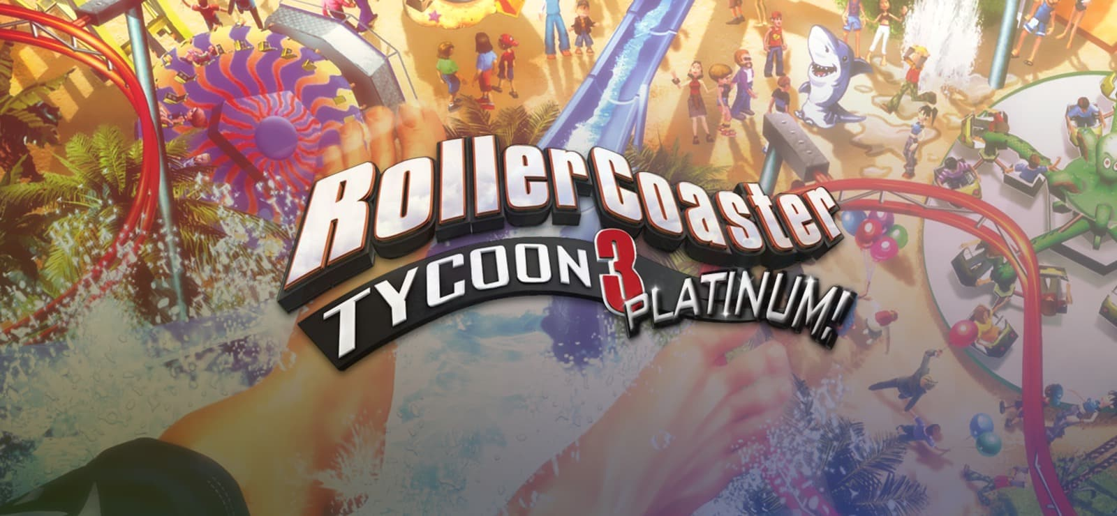 Rollercoaster Tycoon 3: Platinum! varies-with-device