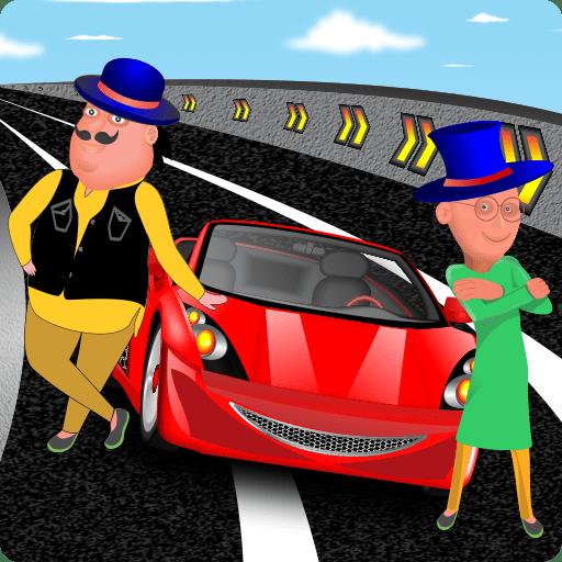 Motu Patlu Car