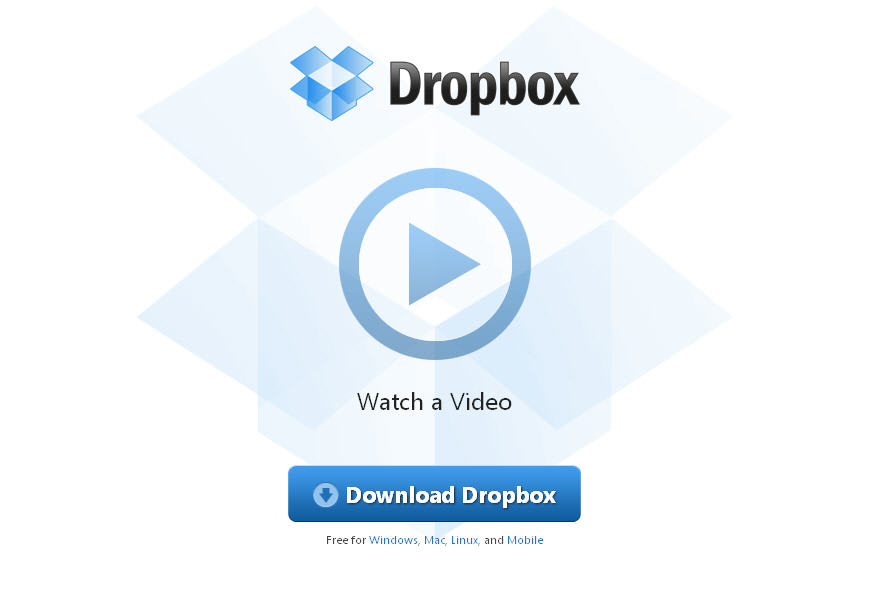how to download video from iphome to dropbox