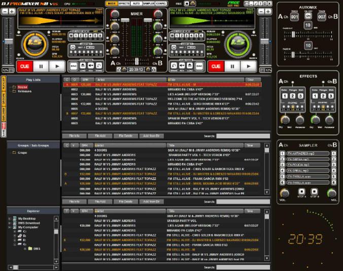 DJ ProMixer NB Netbook
