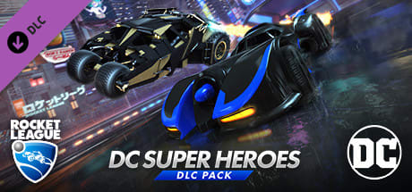 Rocket League® - DC Super Heroes DLC Pack