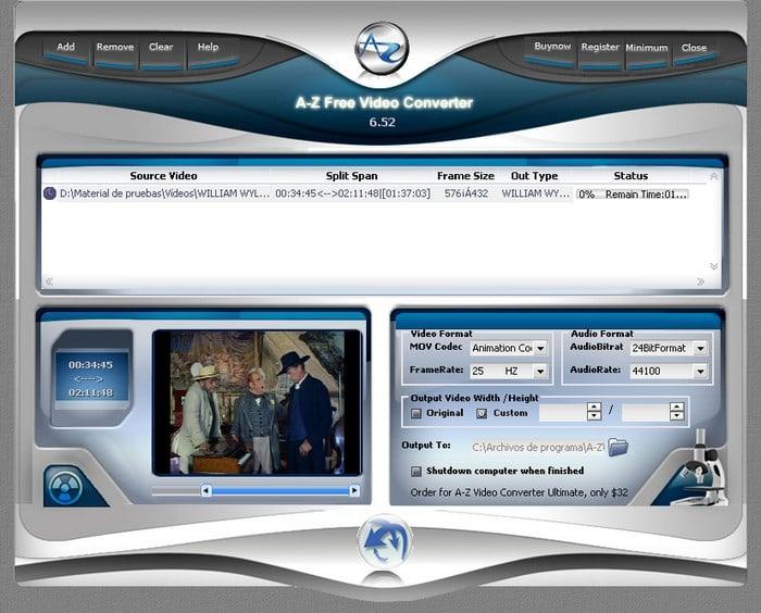 A-Z Free Video Converter