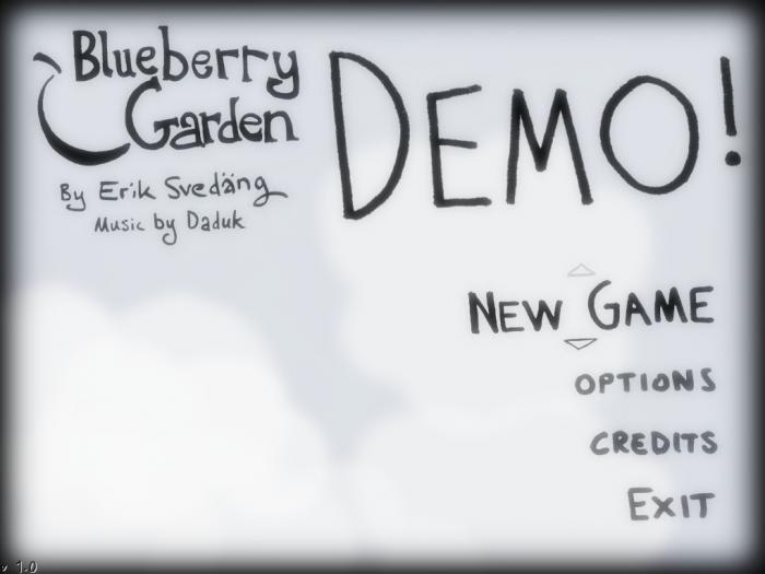 Blueberry Garden Demo