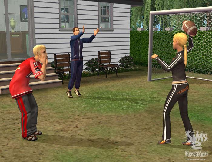 Die Sims 2: Freizeitspaß