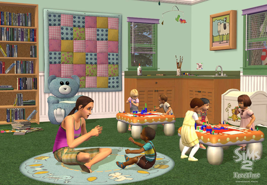 Mod The Sims - The Sims 2 Time