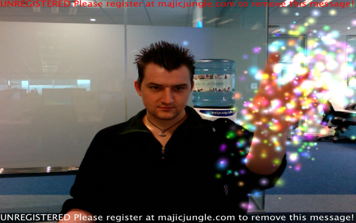 iSight Screensavers