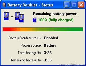 Battery Doubler