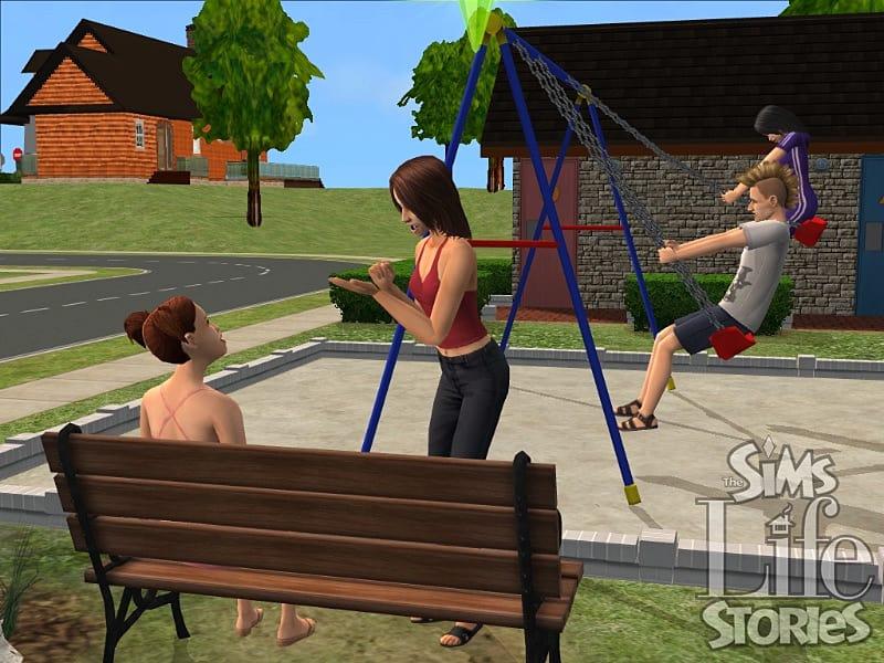 Die Sims Lebensgeschichten