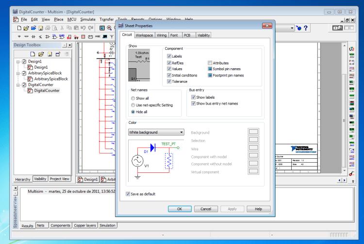 Electronic workbench software windows 7