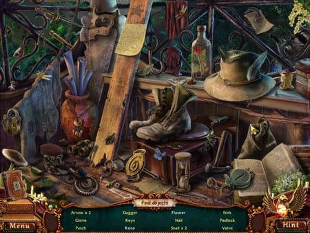 Hidden Object Bundle 4 in 1