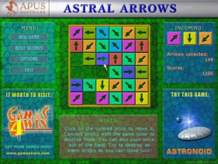 Astral Arrows