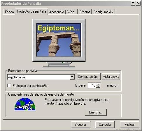 Egiptomania