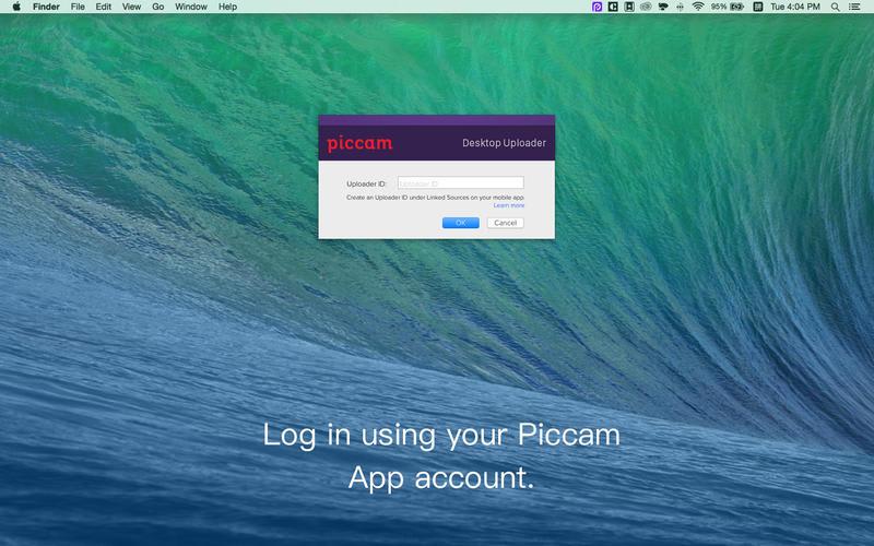 Piccam Desktop