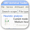 AVZ Antiviral Toolkit