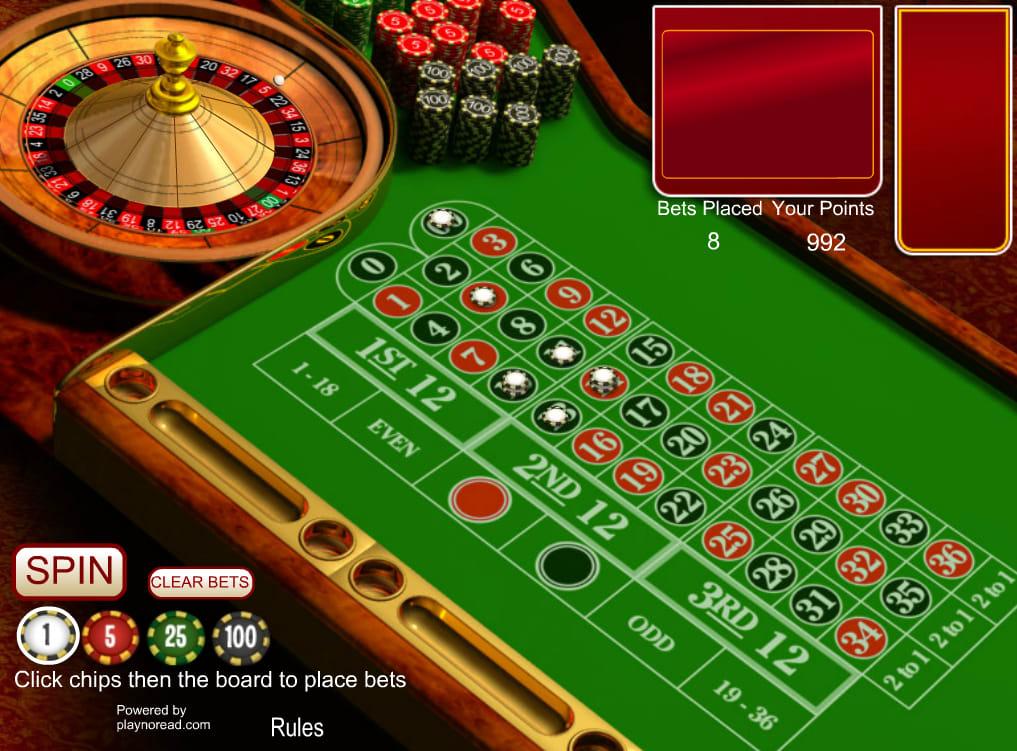 Casino Roulette Flash