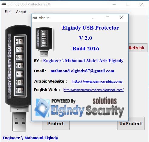 Elgindy USB Protector