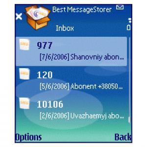 Best Message Storer