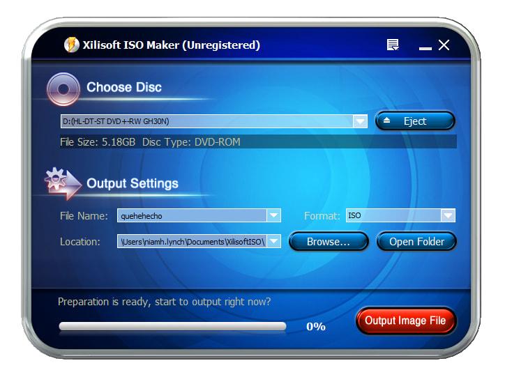 Xilisoft ISO Maker