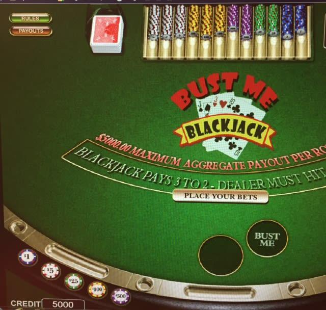 Bust Me Blackjack