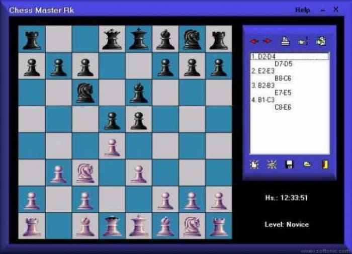 Chess Master RK