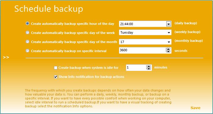 Backup Master