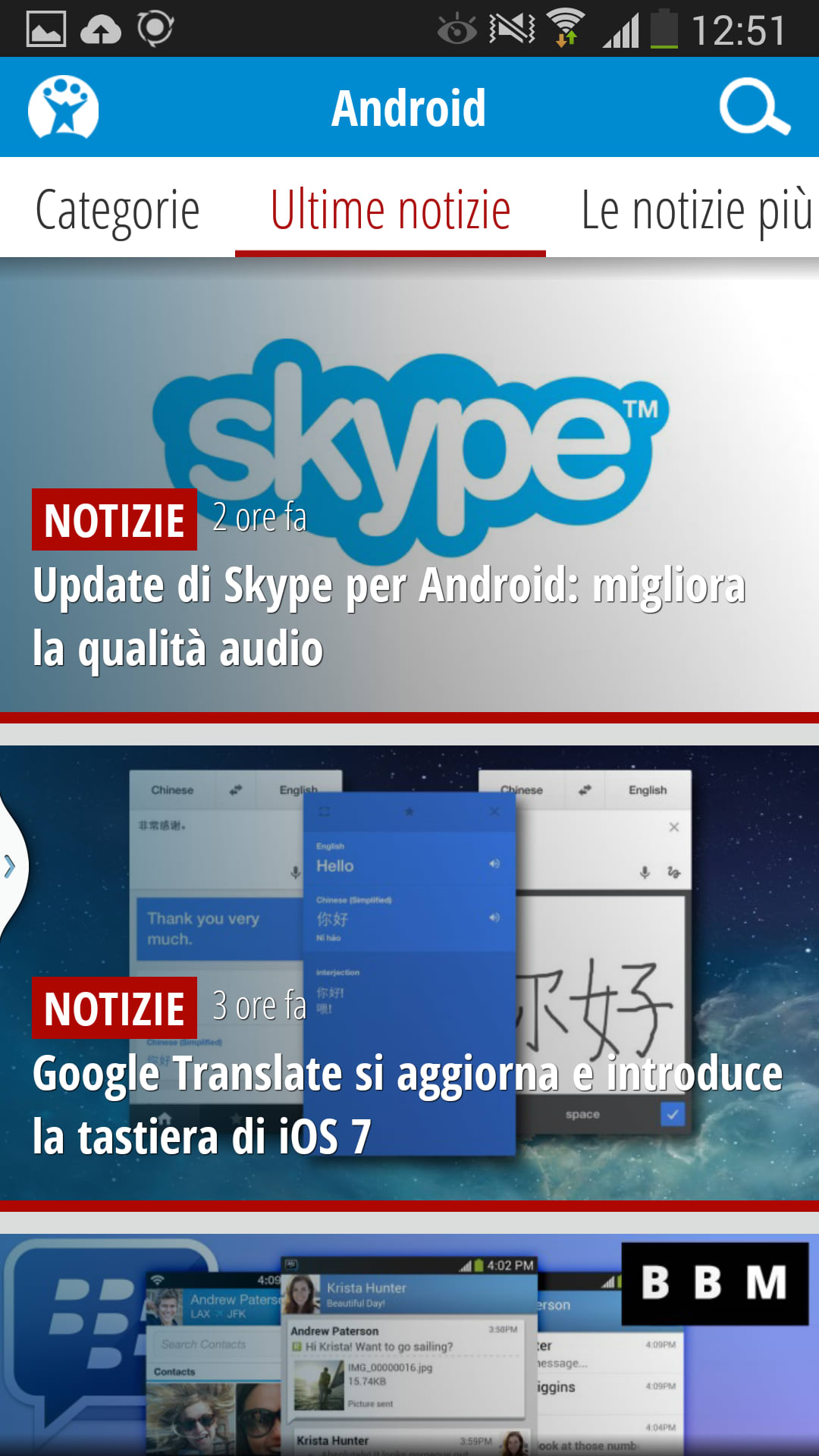 Softonic per Android - Download