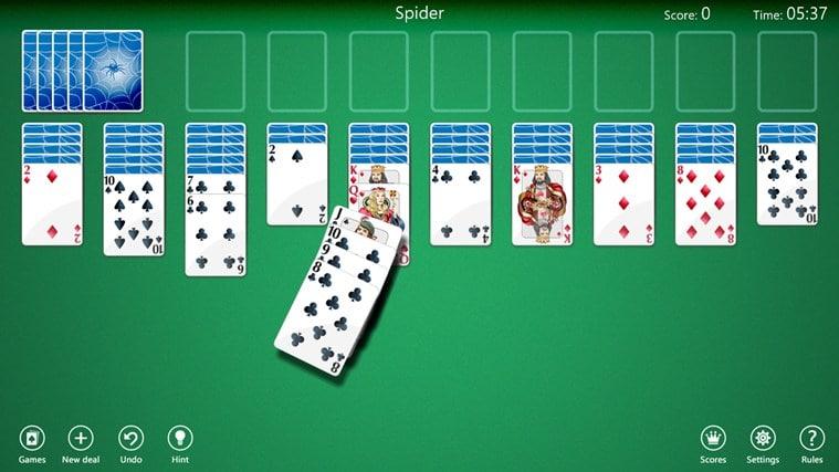 Spider Solitär Download Kostenlos Deutsch