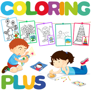Coloring Plus Varies with device
