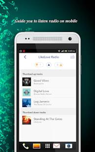 Music Pandora Radio Guide