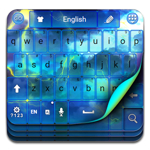 Tormenta Keyboard Theme