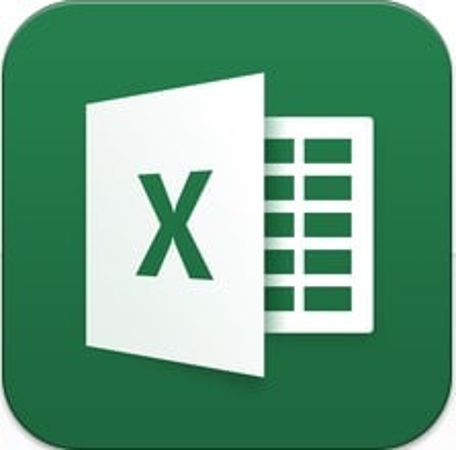 Microsoft Excel 1.2