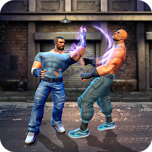 Kung Fu Real Fight Free Fighting Games