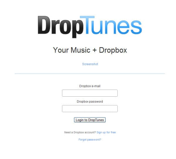 DropTunes
