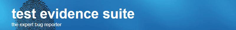 Test Evidence Suite
