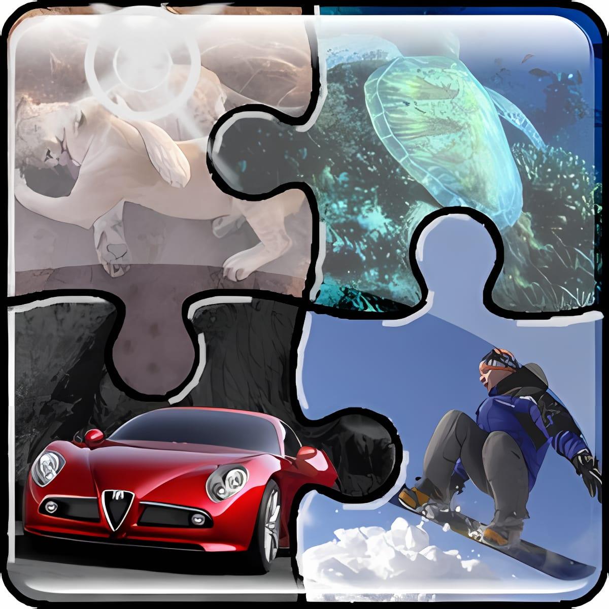 Rompecabezas Jigsaw gratis 2.3 y versiones superiores