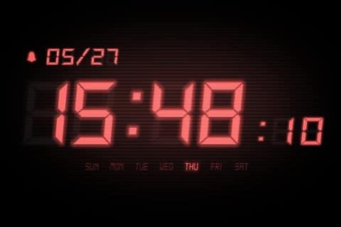 Alarm Clock Deluxe