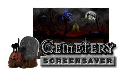 Cemetery ScreenSaver
