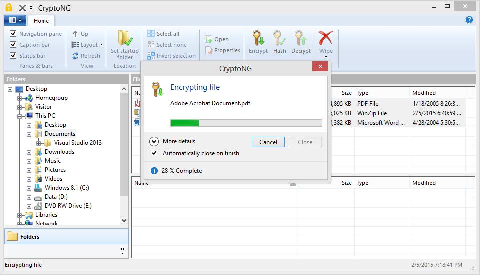 CryptoNG (64-bit)