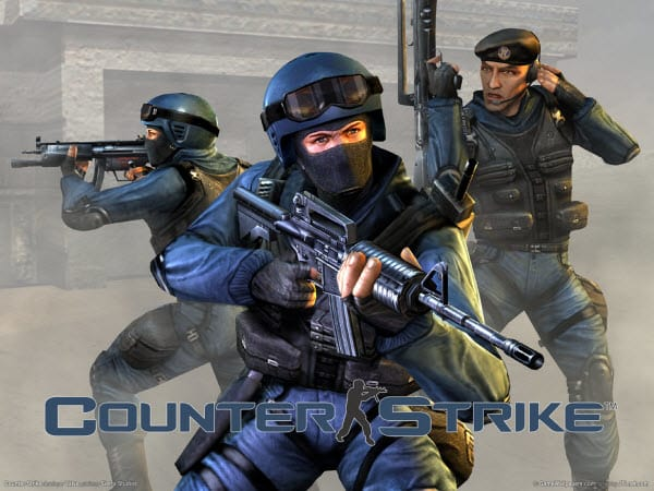 Papel de parede do Counter Strike