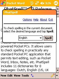 PhatSpell