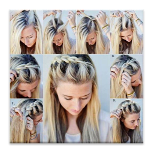 Hair Stye Making Tutorial