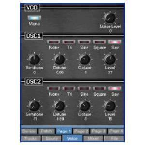 Audio Box Micro Composer
