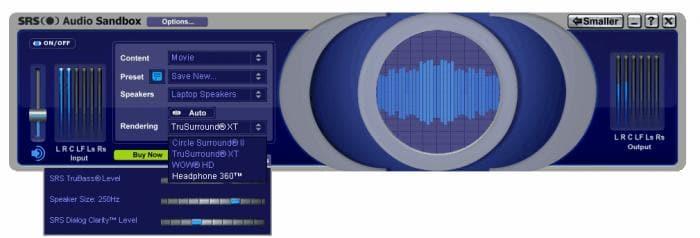 srs audio sandbox v1.10.2.0