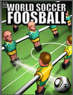 World Soccer Foosball