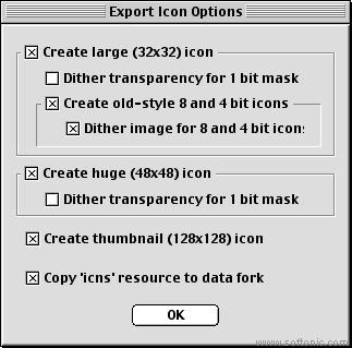 Export Icon Plug-In