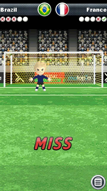Penalty Ronaldo!