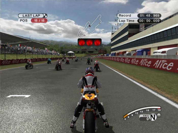 MotoGP 08 - Download