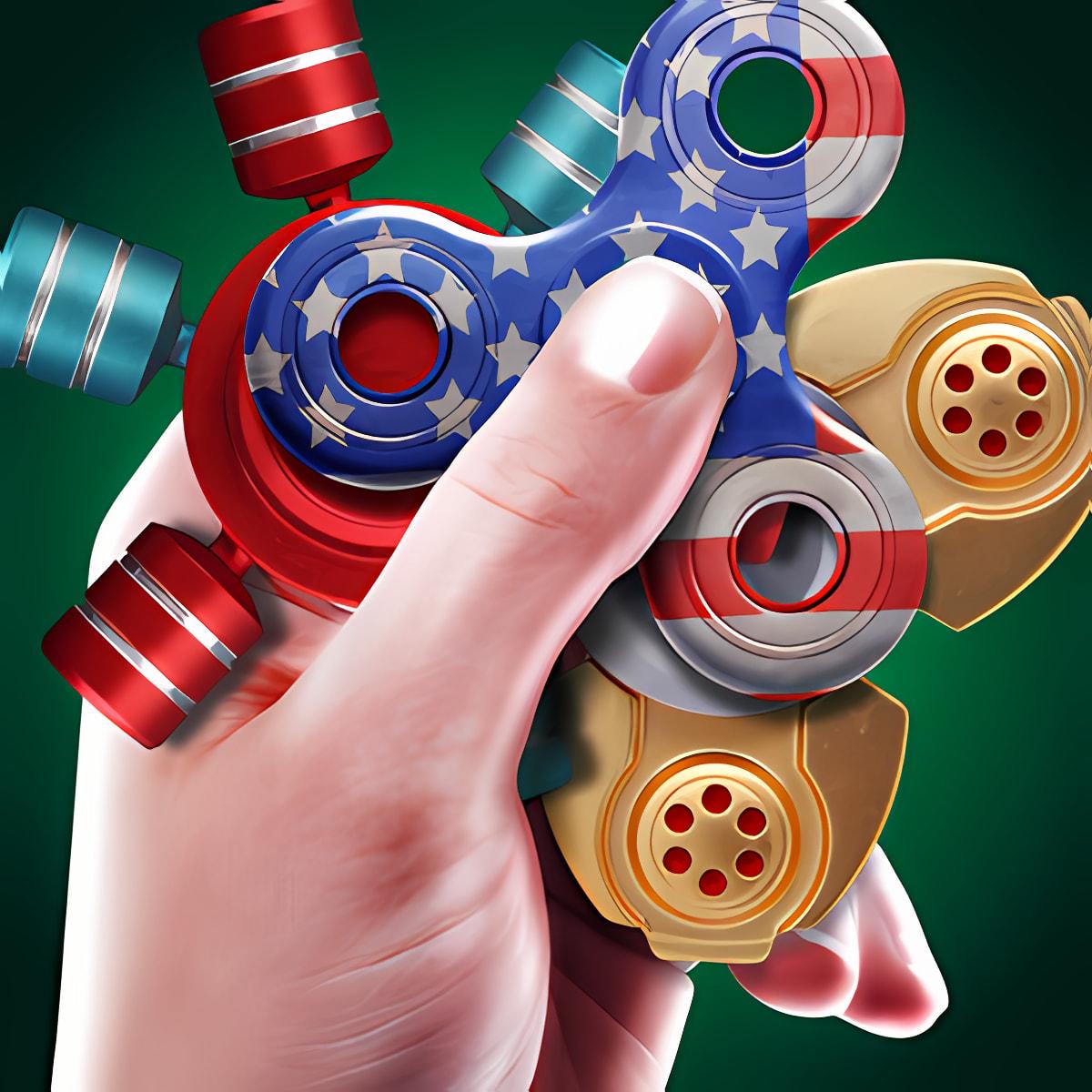 Pro hand fidget spinner 1.0